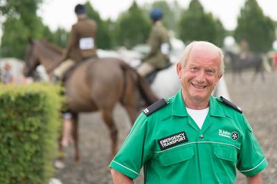 St John Ambulance @ Lincolnshire Show
