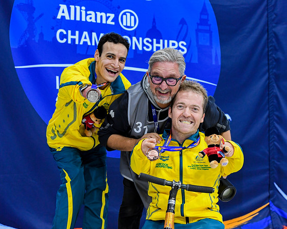 2019 World Para Swimming Allianz Championships