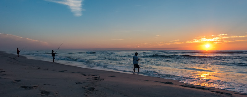 Fishermen Sunrise 8/26/18