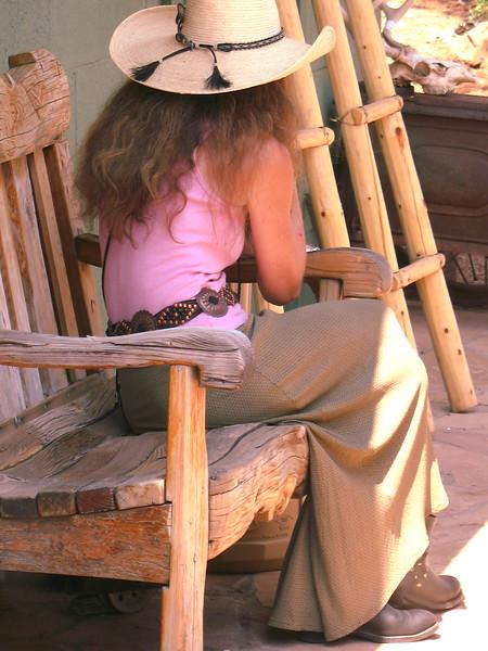 Cowgirl Profile