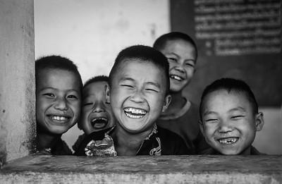 Smiling Boys