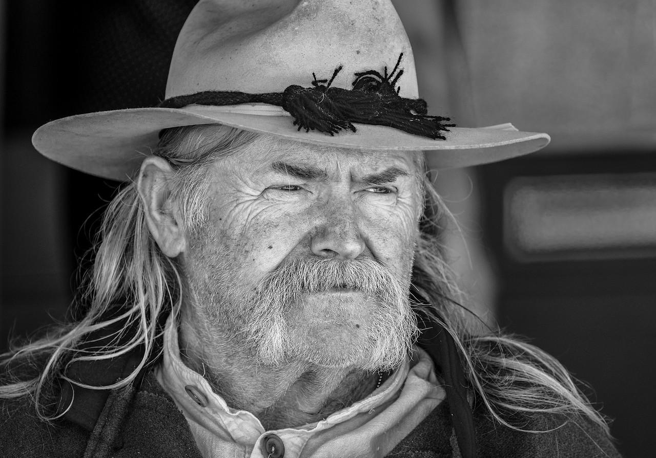 Smithville Texas Cowboy.