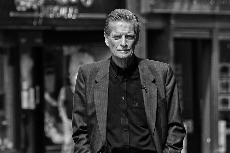 Author William McIlvanney