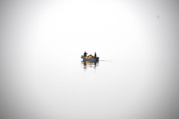 Fishing, Sea of Galillee, Tiberias, Israel
