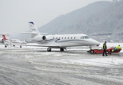 Lugano Airport - 14.12.2012