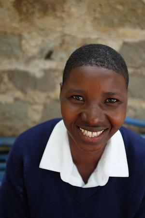 Monica, Security Guard, KMET, Kisumu, Kenya