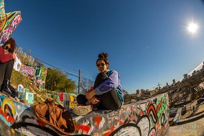 Tammy @Graffiti Park