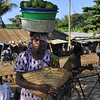 Woman with Fruit, Lake Manyara, Tanzania, East Africa