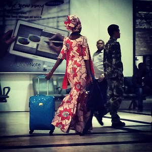 Bole International Airport | Addis Ababa - Ethiopia | December 2015 |