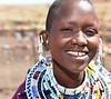 Maasai Girl Ngorongoro