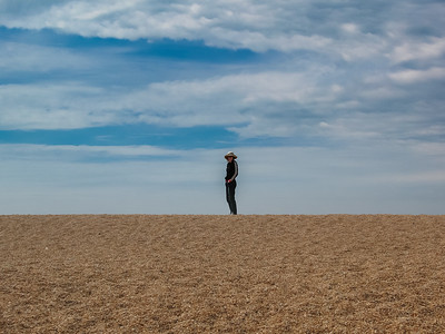 Katherine at 'Broadchurch'.