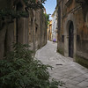 Two Old Ladies Walking down the street in Sant'Agata de' Goti, Italy