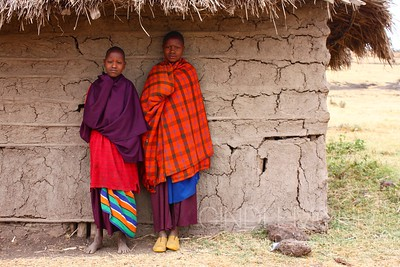 Children of Ngorongoro