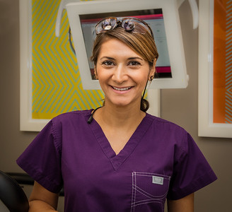 Dr. Negar Eslami of Downtown Dental Design, Austin