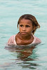 Village swimmer