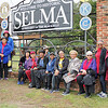 Women At The Edmund Pettus Bridge