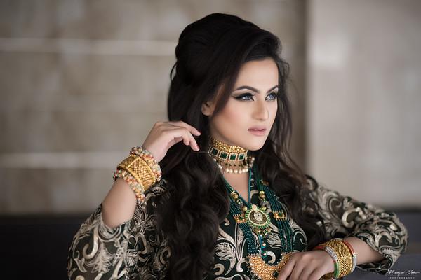Face: Nila Ahmed<br /> Dress: Groove<br /> MUA & Hair: Pretty Lady Beauty Saloon & Spa