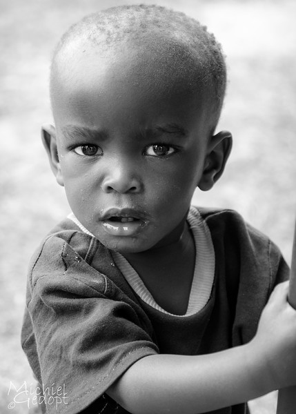 Young Child in Burundi
