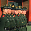 Forbidden City Army guards