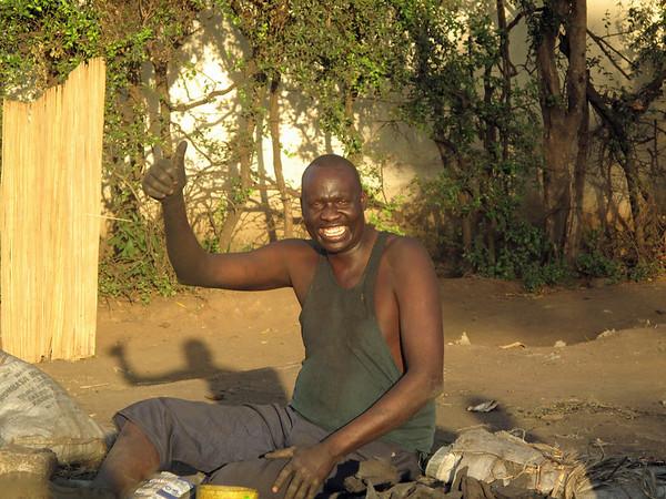 Obunga Coal Seller