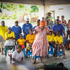 Vanuatu, Tanna, Lenekel, Health Education Drama