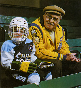 Dr Thomas Pashby / Order of Canada / Safety Helmuts for Hockey Advocate