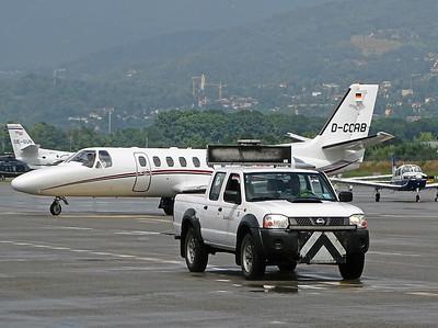 Lugano Airport - 29.07.2015