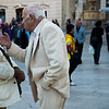 Old Men in Piazza