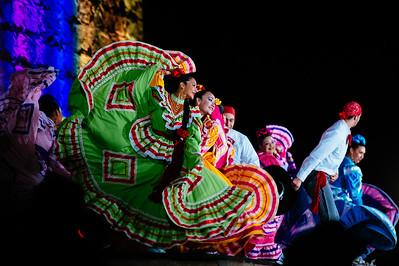 Fiesta Dancers II