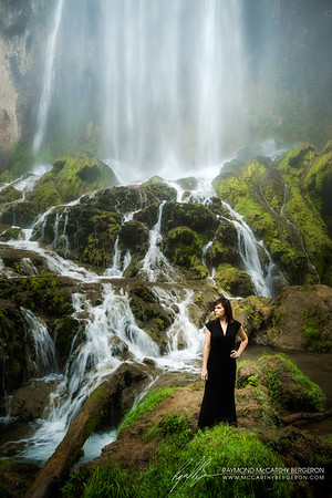Fall Springs Falls || Falling Spring, Virginia, USA  Canon EOS 6D w/ EF24-105mm f/4L IS USM: 32mm @ ¹⁄₁₅ sec, f/4, ISO 100