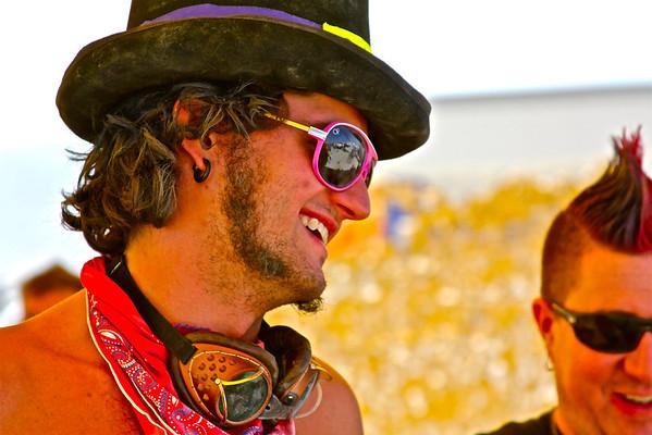 Dean - Burningman 2011