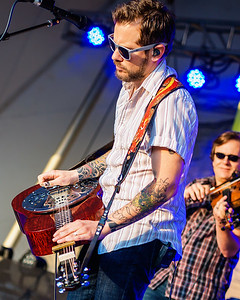 Andy Hall - Infamous Stringdusters
