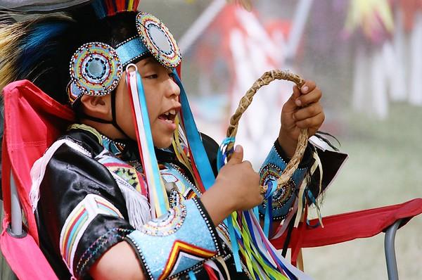 You Native American Child.