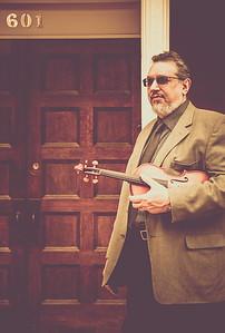 David Bromberg, Wilmington, DE, 2007.