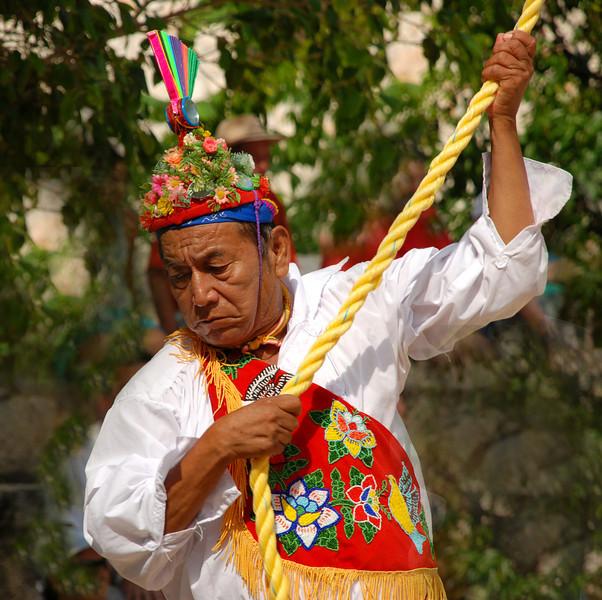 Papantla Flyer Xcarat Mexico