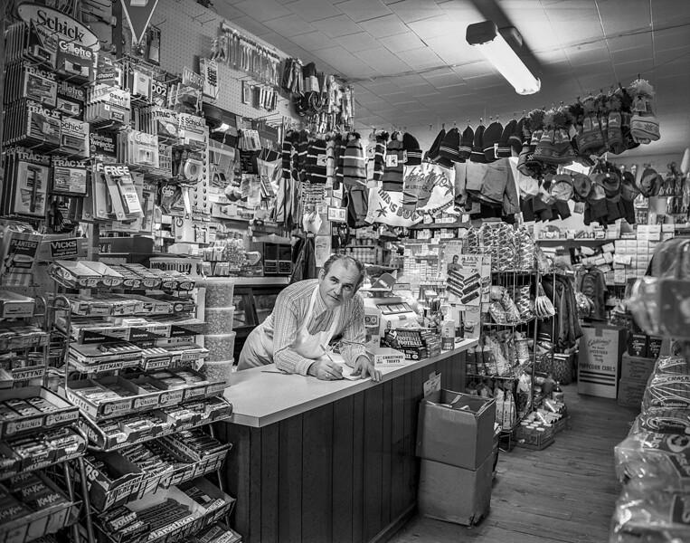 Bert's General Store, New Weston OH.