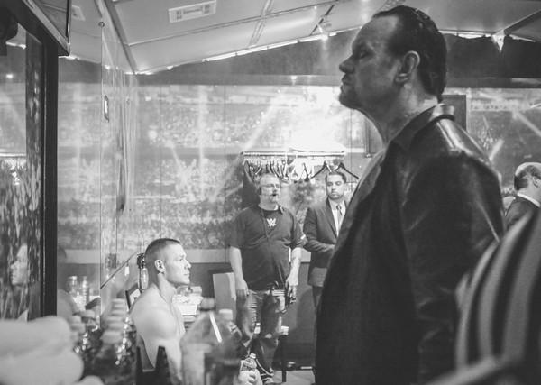 John Cena / The Undertaker