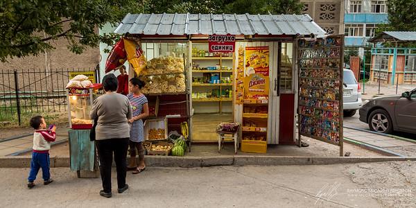 Bishkek, Kyrgyzstan  Canon EOS 6D w/ EF24-105mm f/4L IS USM: 28mm @ ¹⁄₃₀ sec, f/4, ISO 400