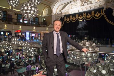 Simon Thomas | CEO and Chairman of Hippodrome Casino in London