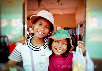 Young Fruit Sellers