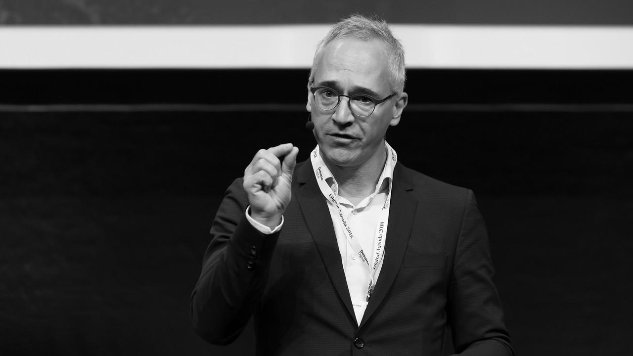 Paul Thompson, Deloitte Digital