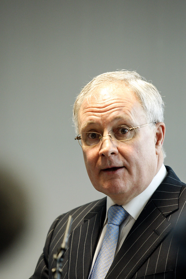 Sir Michael Lyons, BBC