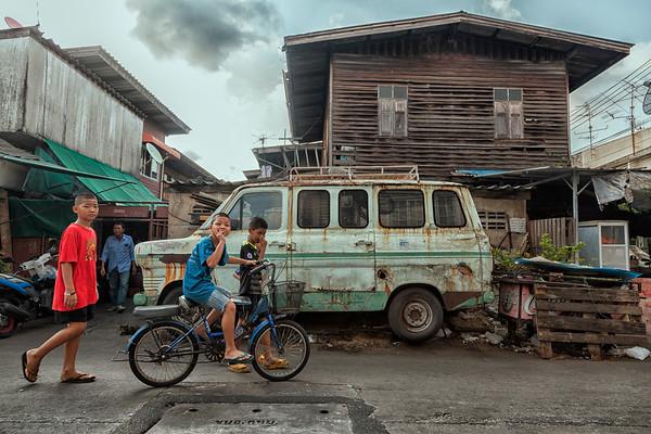 in Bang Kho Laem, Yannawa, Bangkok