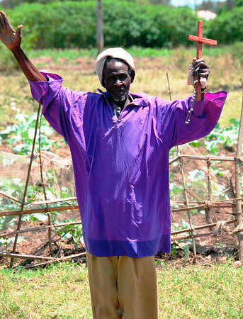 Preacher Man, Ahero, Kenya