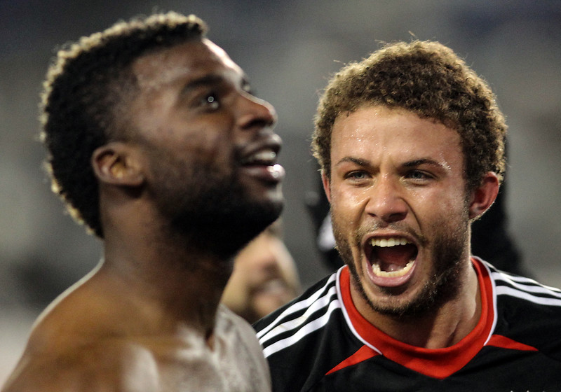 SOCCER: NOV 08 MLS - Eastern Conference Semifinals - DC United at Red Bulls