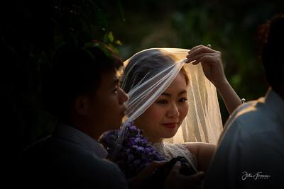 Bali bride, Indonesia