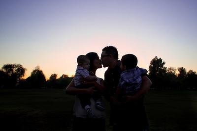 Sunset's Kiss