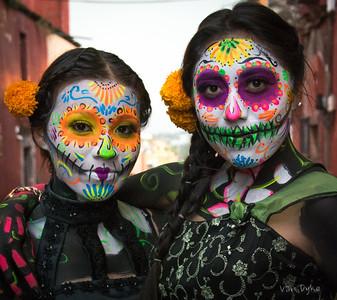 Katrina's Of Dia De Los Muertos