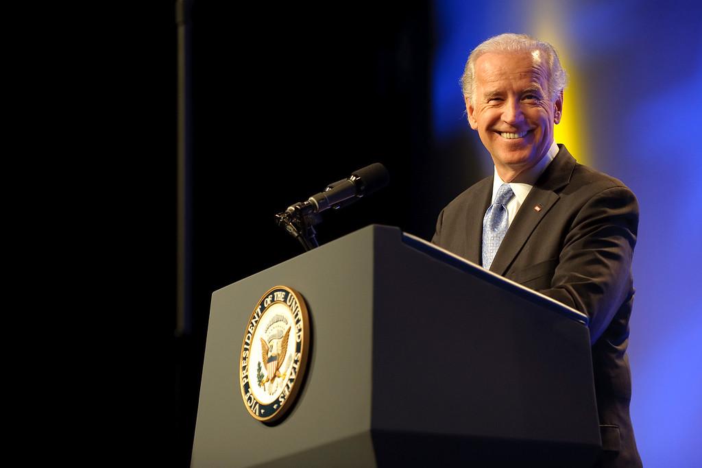 Joe Biden, Wilmington DE, 2009.