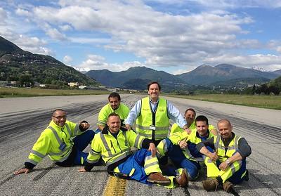 Lugano Airport - 25.05.2013